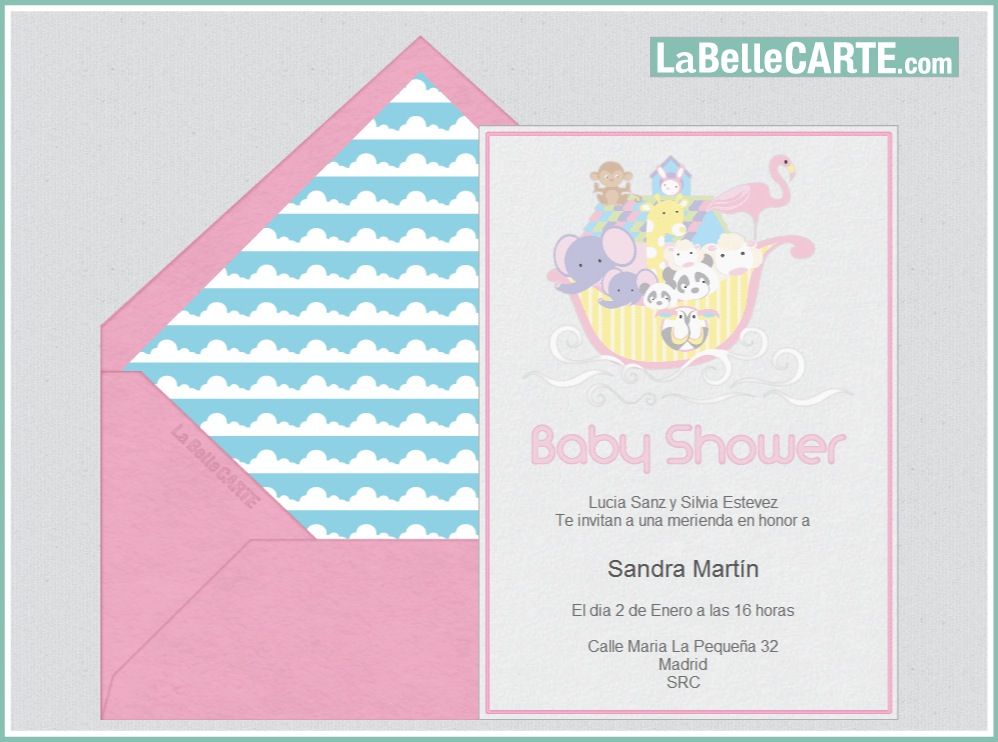 texto para invitacion de baby shower auto design tech
