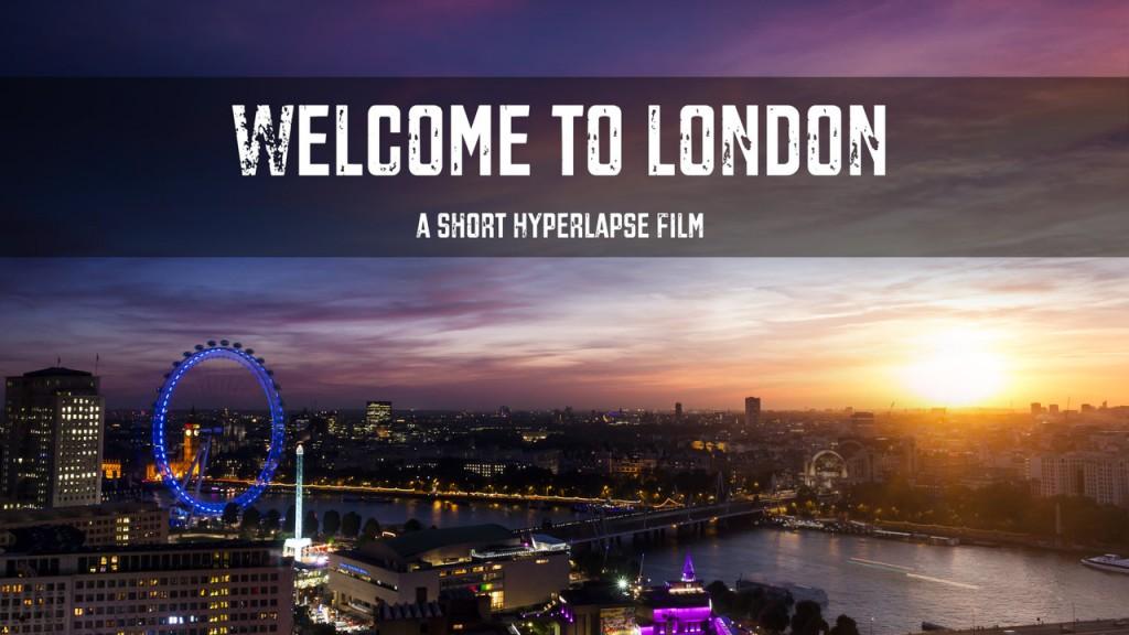 London hyperlapse