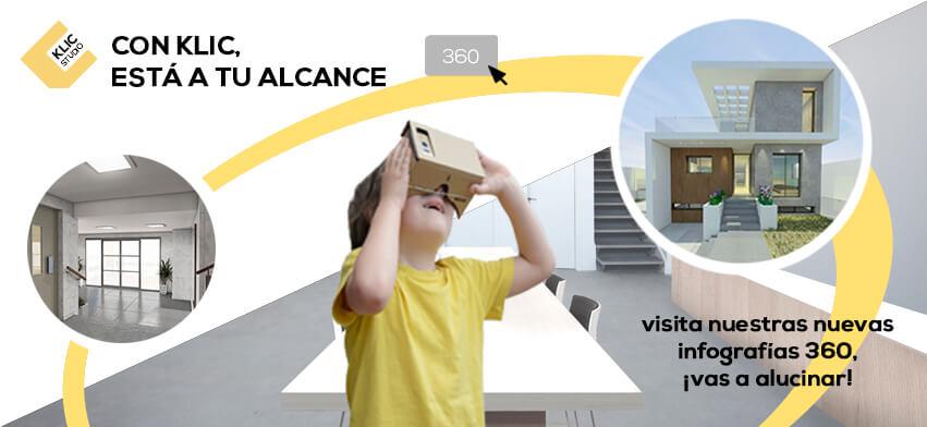 Realidad Virtual -Klic Arquitectos