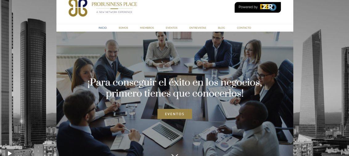 ProBusiness Place lanza en España su Plataforma de sinergias en los negocios
