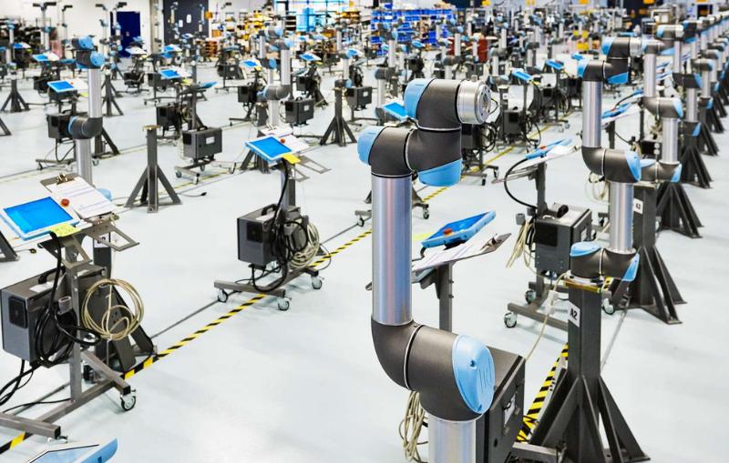 Se celebró WeAreCobots para analizar a cobots en procesos productivos en España